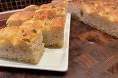 Heilt spesiell foccacia - Steike god mat - Bakverk som smaker Tapas, Banana Bread, God Mat, Baking, Desserts, Recipes, Tailgate Desserts, Deserts, Bakken