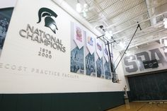 Michigan State Basketball on Behance