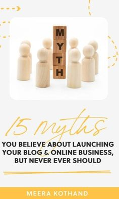 Create what your audience want? Define your ideal reader? Start a membership? These are just some of the myths you may believe about launching your blog and online business and how it affects your success. It also gives you tips and strategies on how to launch your blog & biz for success. Business Entrepreneur, Business Tips, Online Business, Blog Online, Do You Believe, Blogging For Beginners, Product Launch, Place Card Holders, Success