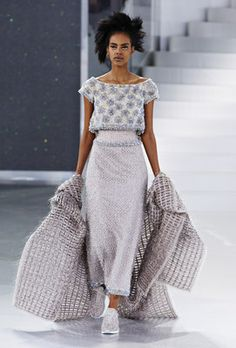 2014 Spring-Summer Haute Couture - Look 41 - CHANEL