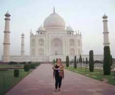#mytajmemory Once in a lifetime; A picture in front of the Taj Mahal with no people. Nailed it. #nophotoshop #onceinalifetime #onceinalifetimeexperience #lucky #moghul #india #agra #tajmahal #travel #worldtravel #wanderlust #incredibleindia by marchingaroundtheworld #IncredibleIndia #tajmahal