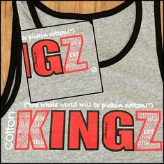 Detailz.  #CottonKingz