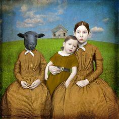 black sheep by Beth Conklin