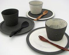 Ceramic Tableware, Ceramic Plates, Ceramic Pottery, Ceramic Art, Japanese Plates, Japanese Ceramics, Japanese Pottery, Earthenware, Stoneware