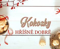 Kokosky pro radost Place Cards, Daughter, Place Card Holders, Cooking, Kitchen, Kochen, Brewing, Daughters, Cuisine