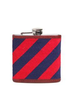 Jack Spade flask