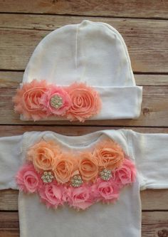 Newborn Outfit Baby Girl Outfit Newborn by AvaMadisonBoutique, $30.95