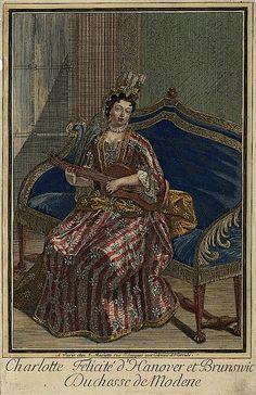 ca. 1696 Charlotte,