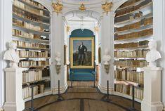 Rokokosaal Anna Malia Bibliothek Weimar