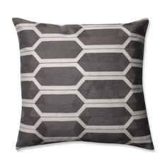 Graphic Detail Throw Pillow