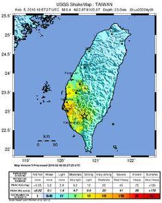 shakyanick.blogspot.com: 2016 KAOHSIUNG EARTHQUAKE ( TAIWAN )