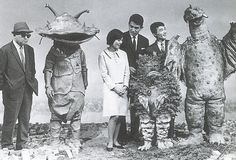 Ultraman - Behind the scenes
