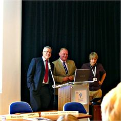 Great picture of the 3 Musketeers, from left to right Rod Eldridge Clinical Lead Walking With The Wounded, Luke Woodley Founder of the Walnut Tree Project and Edward Fraser Healthwatch Norfolk. The picture was taken at the Healthwatch Norfolk AGM.