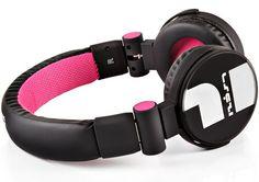 Nowoczesne słuchawki z wygodnym sterowaniem i mikrofonem do smartfonów. Nowoczesny design, materiałowe wykończenie, regulowany pałąk, odczepiany kabel odporny na skręcanie,XX.Y