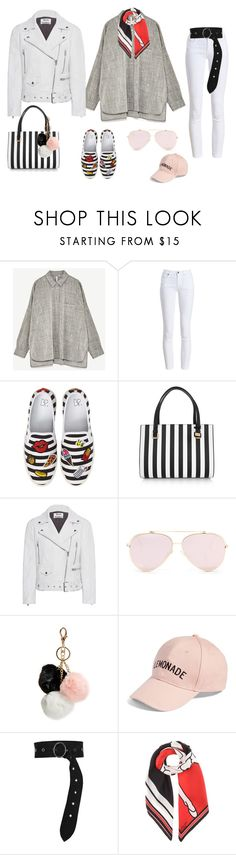 """""""LOOK DEL DIA"""" by aliciagorostiza on Polyvore featuring moda, Barbour, BP., Dolce&Gabbana, Acne Studios, GUESS, Amici Accessories, Dorothee Schumacher y Givenchy"""