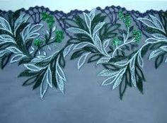 Billedresultat for sequin embroidery