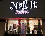 Nail It Salon Luxury Nail Salon, Beauty Nail Salon, Nail Salon And Spa, Luxury Nails, Beauty Spa, Nail Spa, Deluxe Nails, New York Shopping, Local Nail Salons