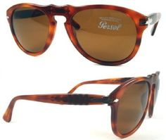 Steve Mcqueen Persol 0649 Sunglasses 649s Sun Glass 649 Mens Frame