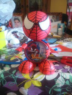 Fofureloj spiderman