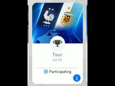 About this event : Period - (UTC) Participate in the national teams tour and train ypur player! Collect enough Tour Point (TP). Evolution Soccer, Tours, Check