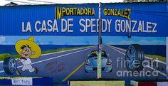 Title  Speedy Gonzalez   Artist  Steven Ralser   Medium  Photograph - Photography