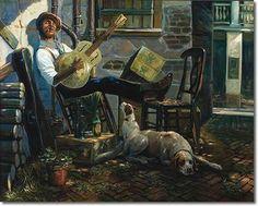 'Doggin Around.' John Carroll Doyle