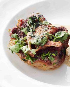 Oxtail Martha Stewart's Cooking School