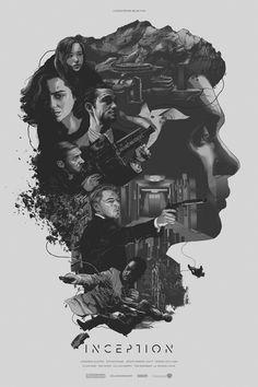 Magnifique galerie d'affiches de films revisitées : Alien, Retour vers le Futur, Django Unchained, Lord of War, gravity, Pacific Rim, Skyfall, etc... Je n'ai malheureusement pas les noms des artistes, donc si vous les connaissez, laissez moi un commentaire !