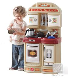 Cozy Kitchen™ | Play Kitchens | by Step2