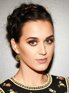 I want pretty: Makeup- #Maquillaje para ir a la #oficina! #makeup #KatyPerry #MaquillajeNeutro