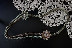 Necklace - Julia | biser.info - all about beads and beaded works