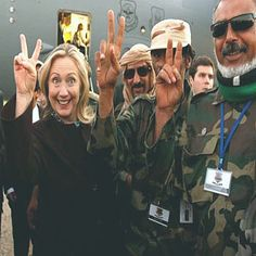 Hillary Clinton must resign: warmongering leaves #US credibility irrevocably damaged