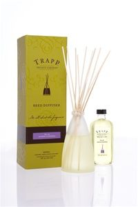 Wishing for No. 60 Jasmine Gardenia Kit Diffuser... @TrappCandles