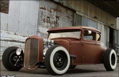 Ford Hot Rod. I would race this thing in a heartbeat!