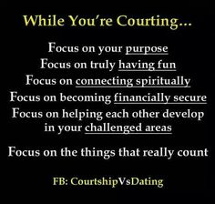 Exactly. . The best and right way to make a relationship last forever. .always keeping God first.