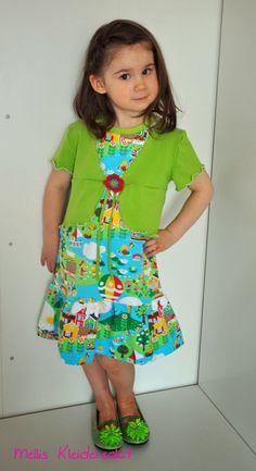 Mellis Kleidersalat: Aurelinchen by #allerlieblichst