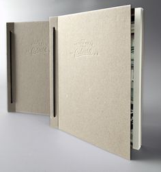 blind embossing, box board