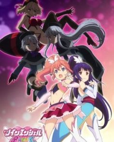 Twin Angel Break Anime Reveals New Visual, April 7 Premiere M.O, Ai Kayano, Rie Kugimiya star in new series in Twin Angel franchise The official website for the Twin Angel franchise revealed a new. Anime Episodes, Tv Episodes, Magical Girl, Ai Kayano, Anime English Dubbed, Anime Dubbed, Rie Kugimiya, The Familiar Of Zero, Otaku