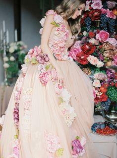 High Fashion Russian Wedding
