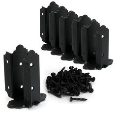 56640 6 8 Joist Hanger Tab Product 6pcs Bookends Home Depot Ties