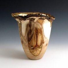 Wood Turned Bowl by JLWoodTurning on Etsy #wood #artisan #craft #handmade by janis