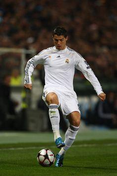 Ronaldo Marseille v Real Madrid - UEFA Champions League 2009