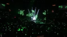 Xylobands USA lighting up Nu Skin, Maroon 5 performance