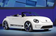E-Bugster with its top down at the 2012 Beijing Auto Show
