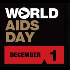 World AIDS Day is December 1, don't forget!