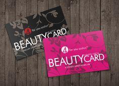 Beautycard - gift card