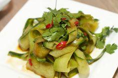 Chinese komkommersalade - 10x gezonder