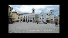 Scossa terremoto ore 7.41 del 30/10/2016 - YouTube