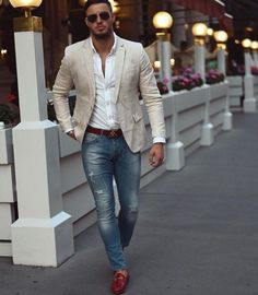 Most Popular Trend Fashion 2018 For Men Casual Outfit 01 Fashion Mode, Trendy Fashion, Fashion Outfits, Fashion Trends, Man Fashion, Style Fashion, Fashion Tips, Blazer Outfits, Casual Outfits