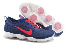 1b71a63a5eeb Buy 2015 Discount Nike Zoom Fit Agility Sneakers On Sale Mens Shoes Navy  Blue Red Cheap To Buy from Reliable 2015 Discount Nike Zoom Fit Agility  Sneakers On ...